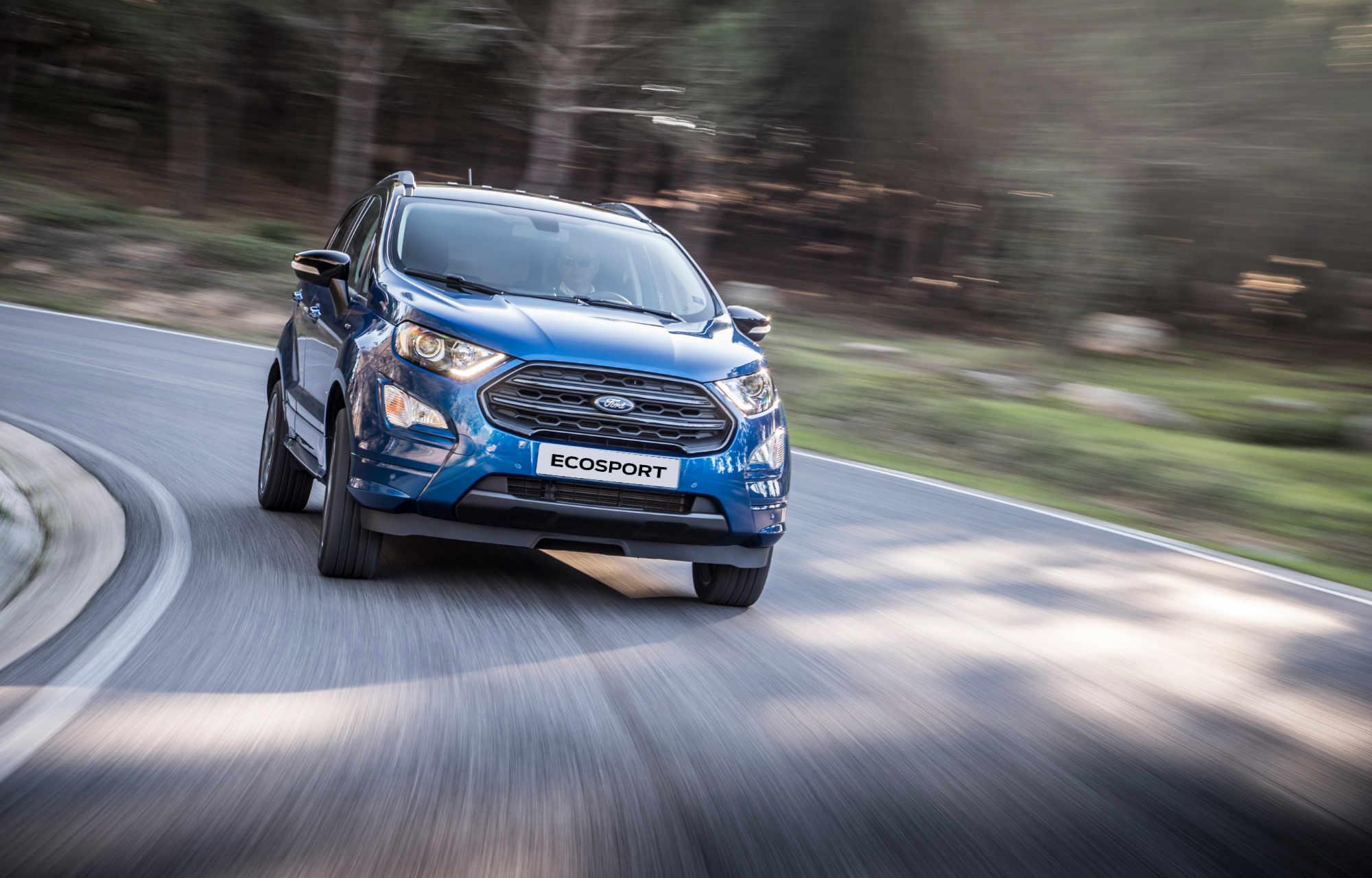 Ford EcoSport extérieur