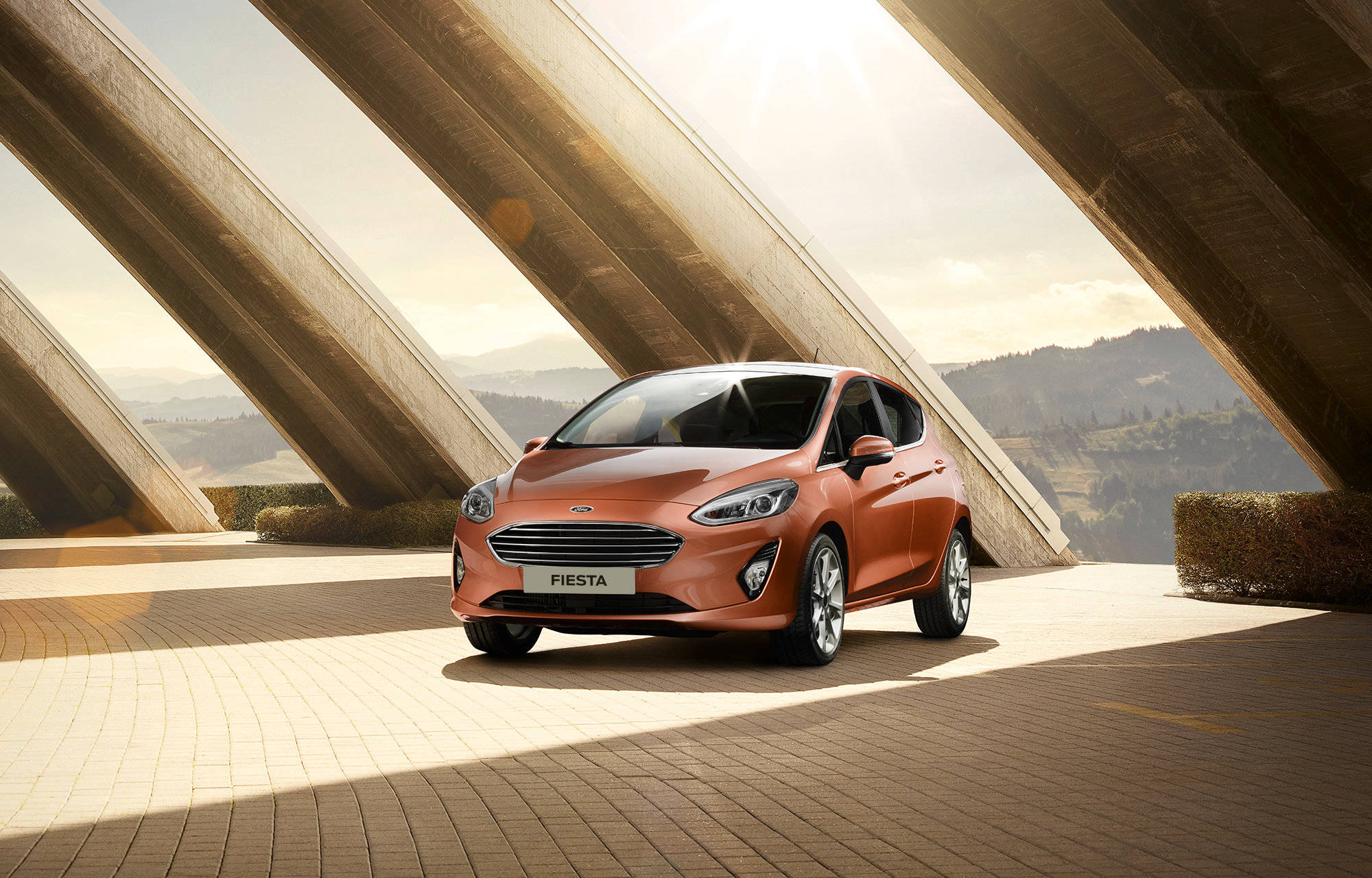 Ford Fiesta offre Alpha Ford Tunisie 46 980 dt