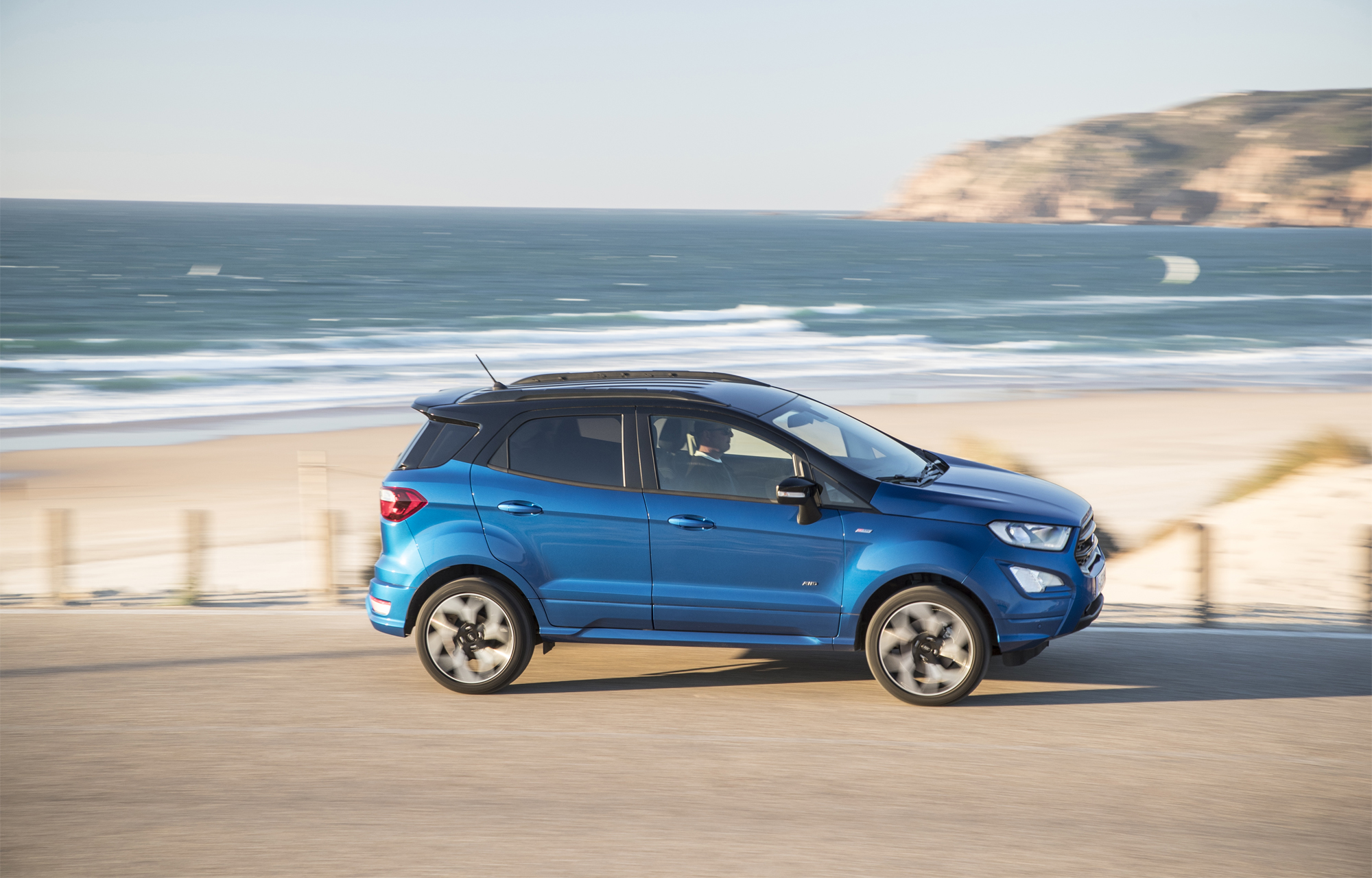 Ford EcoSport profil
