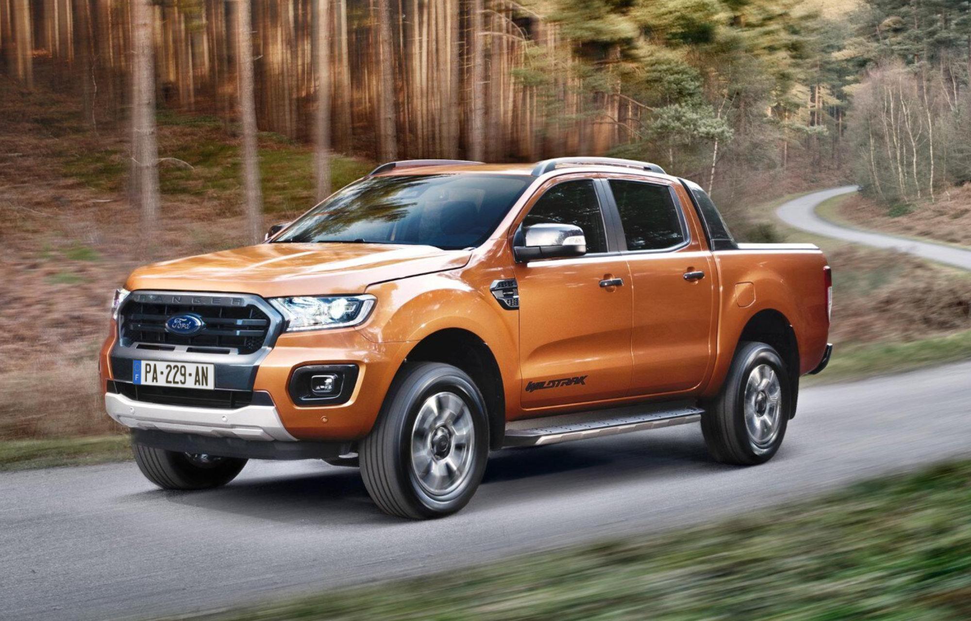 Coffre grande capacité Ford Ranger