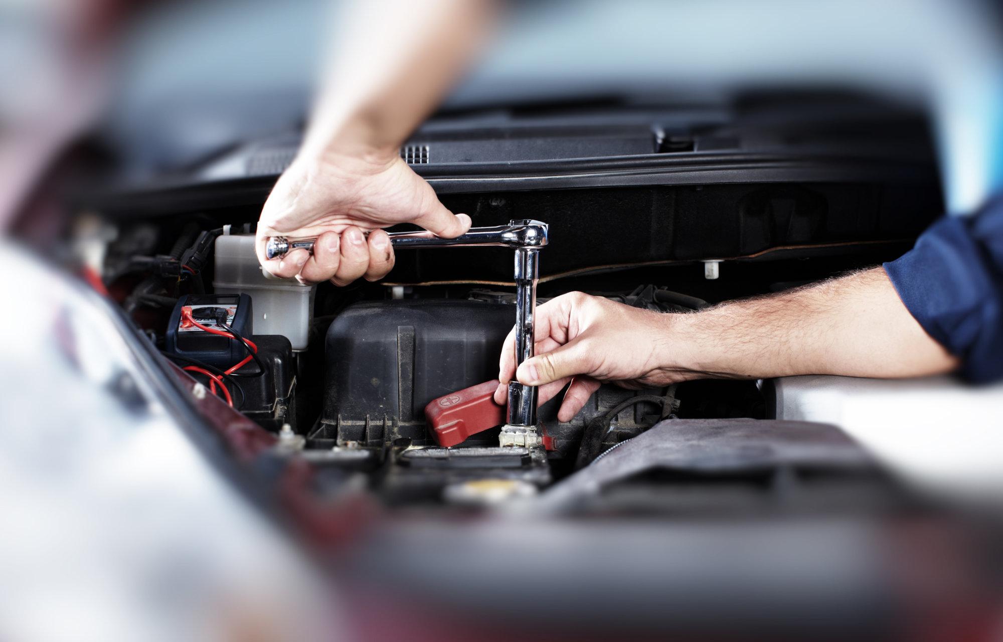 entretien réparation mécanique