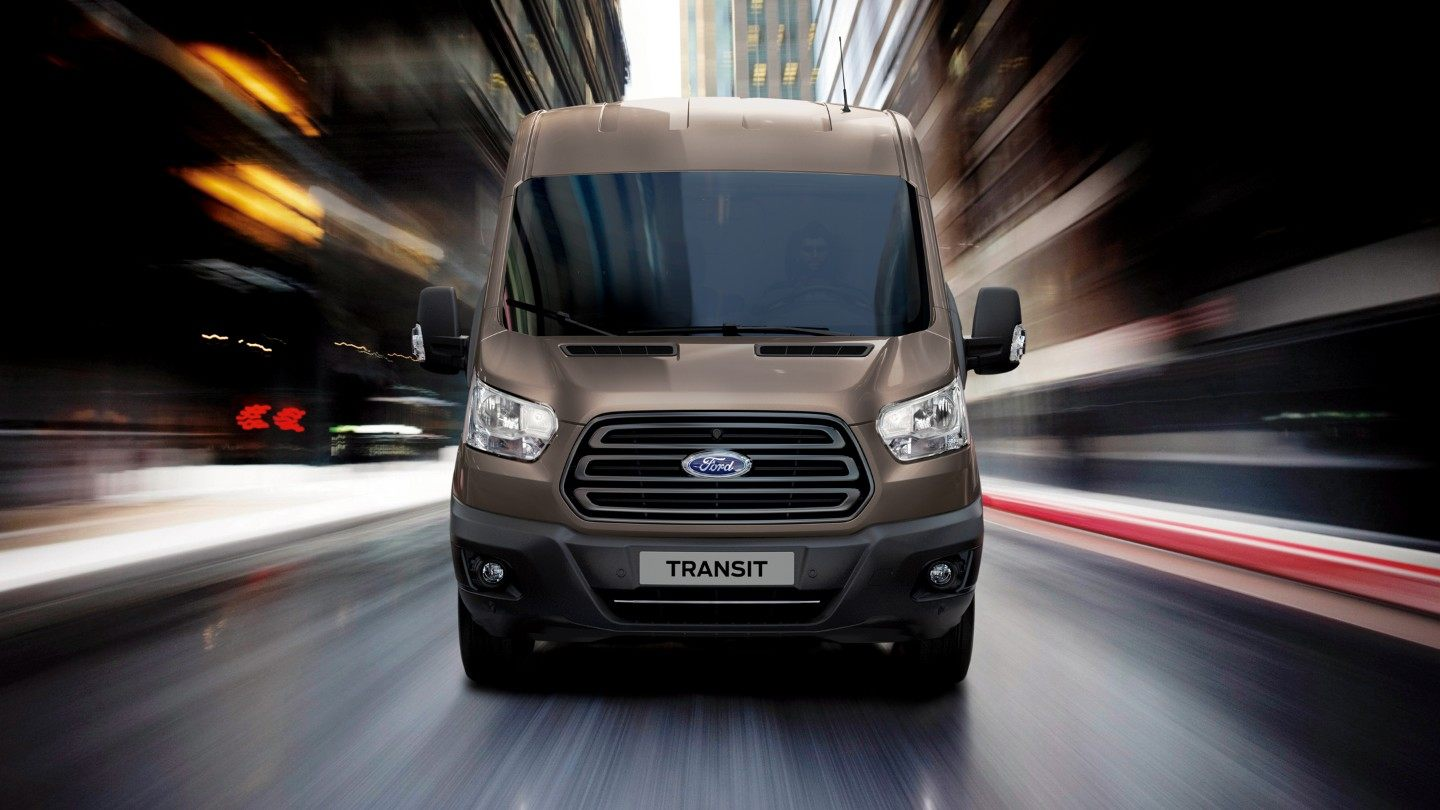 Ford transit fourgon offre ford maroc
