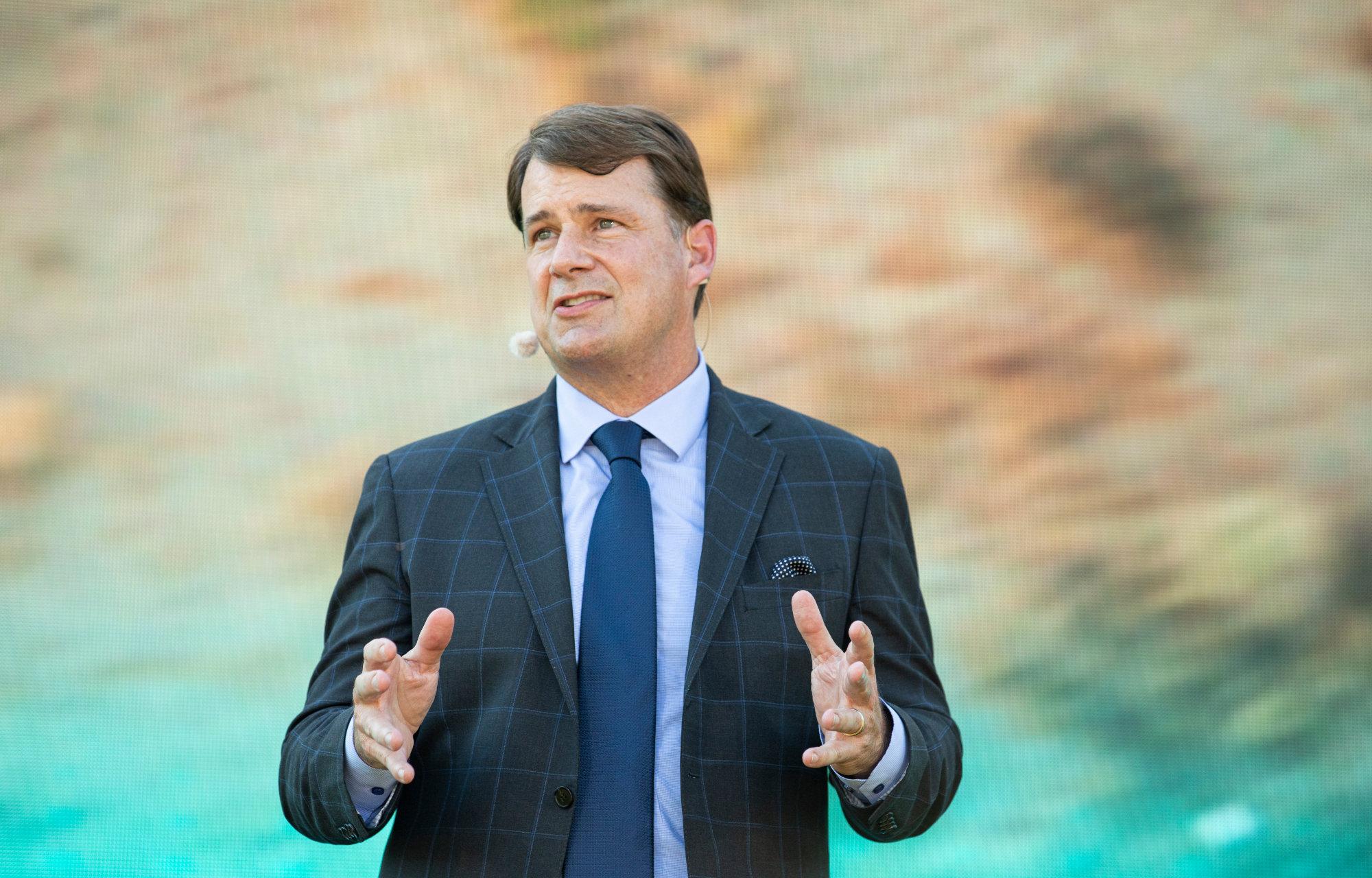Jim Farley, a Ford elnök-vezérigazgató