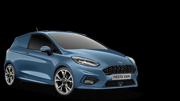 Ford Fiesta Van haszongépjármű ajánlat