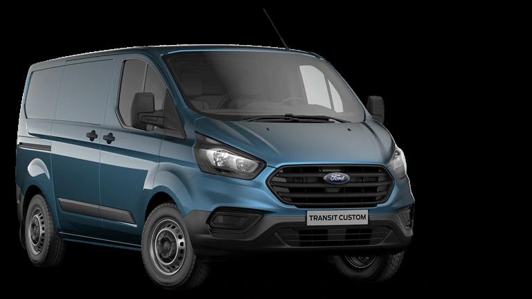 Ford Transit Custom haszongépjármű ajánlat