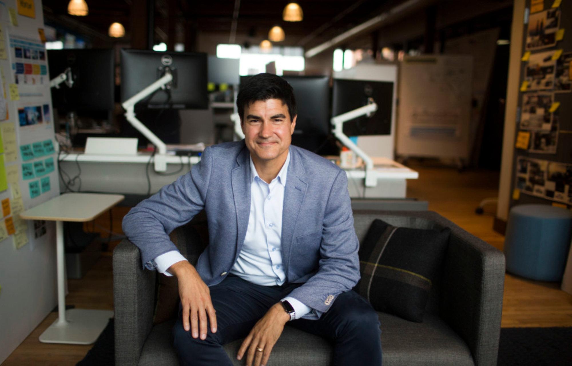 Ted Cannis, a Ford Pro vezérigazgatója