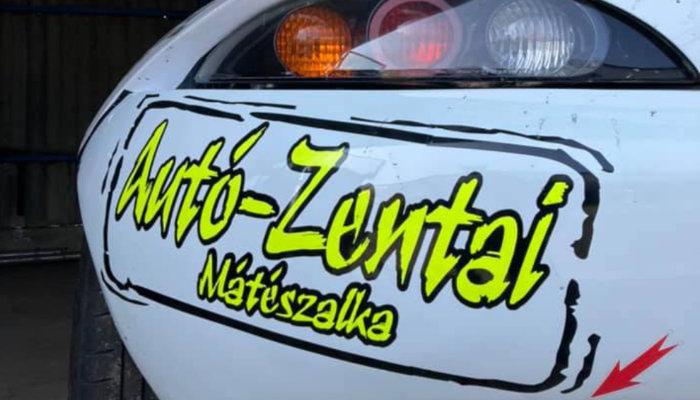 Autó Zentai