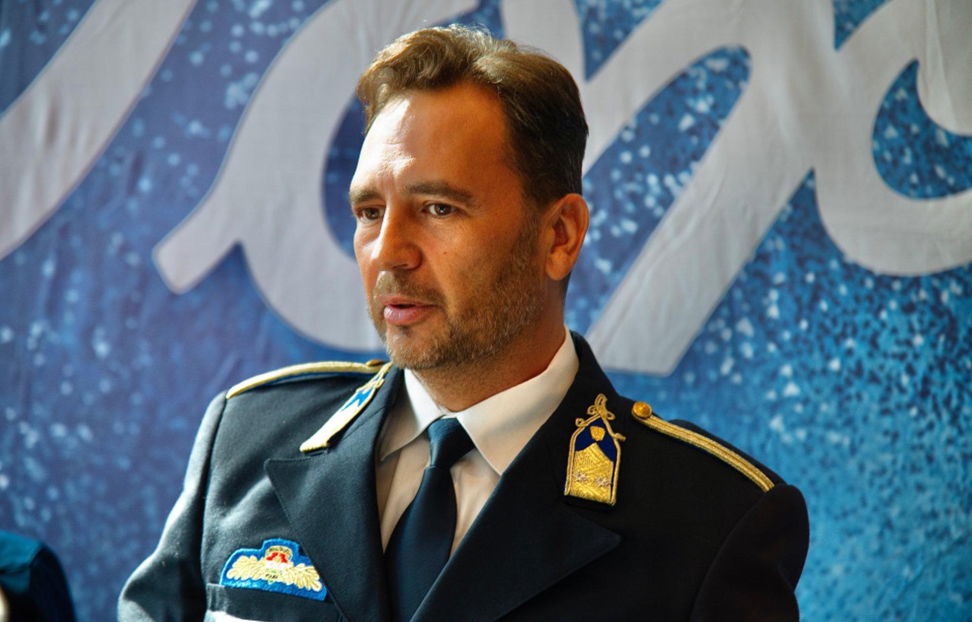 Óberling József, rendőr