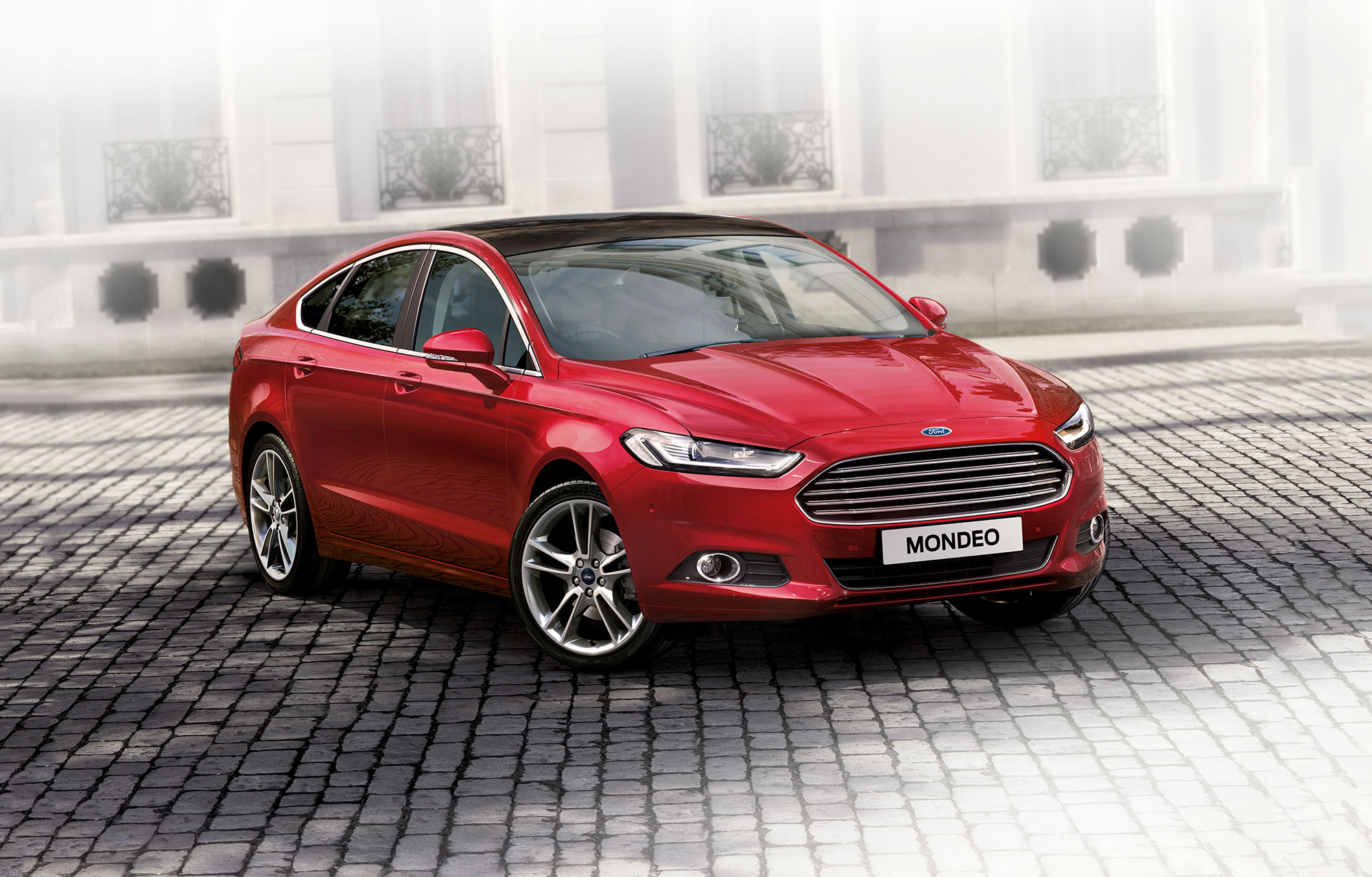 Ford Mondeo Continental Irish Car of the Year 2016