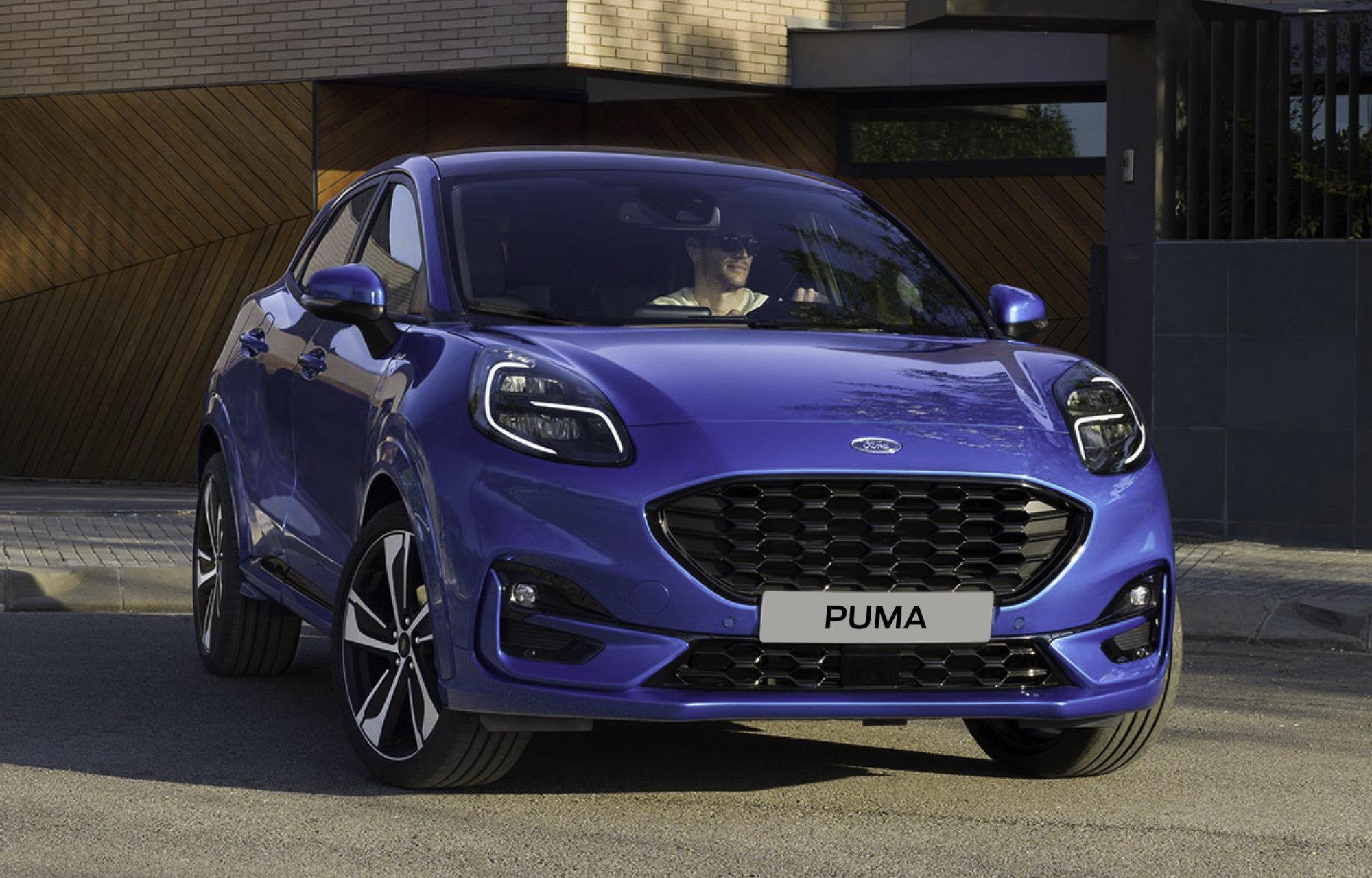 New Ford Puma