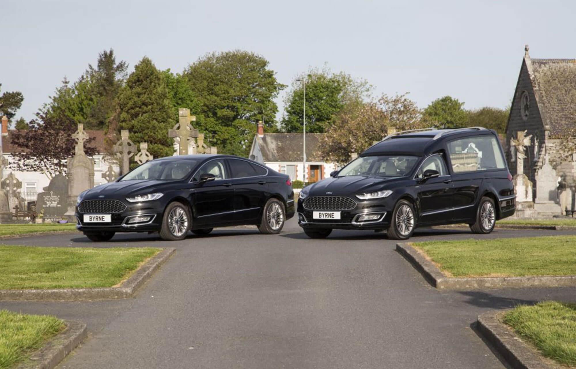 Ireland's First Hybrid Hearse