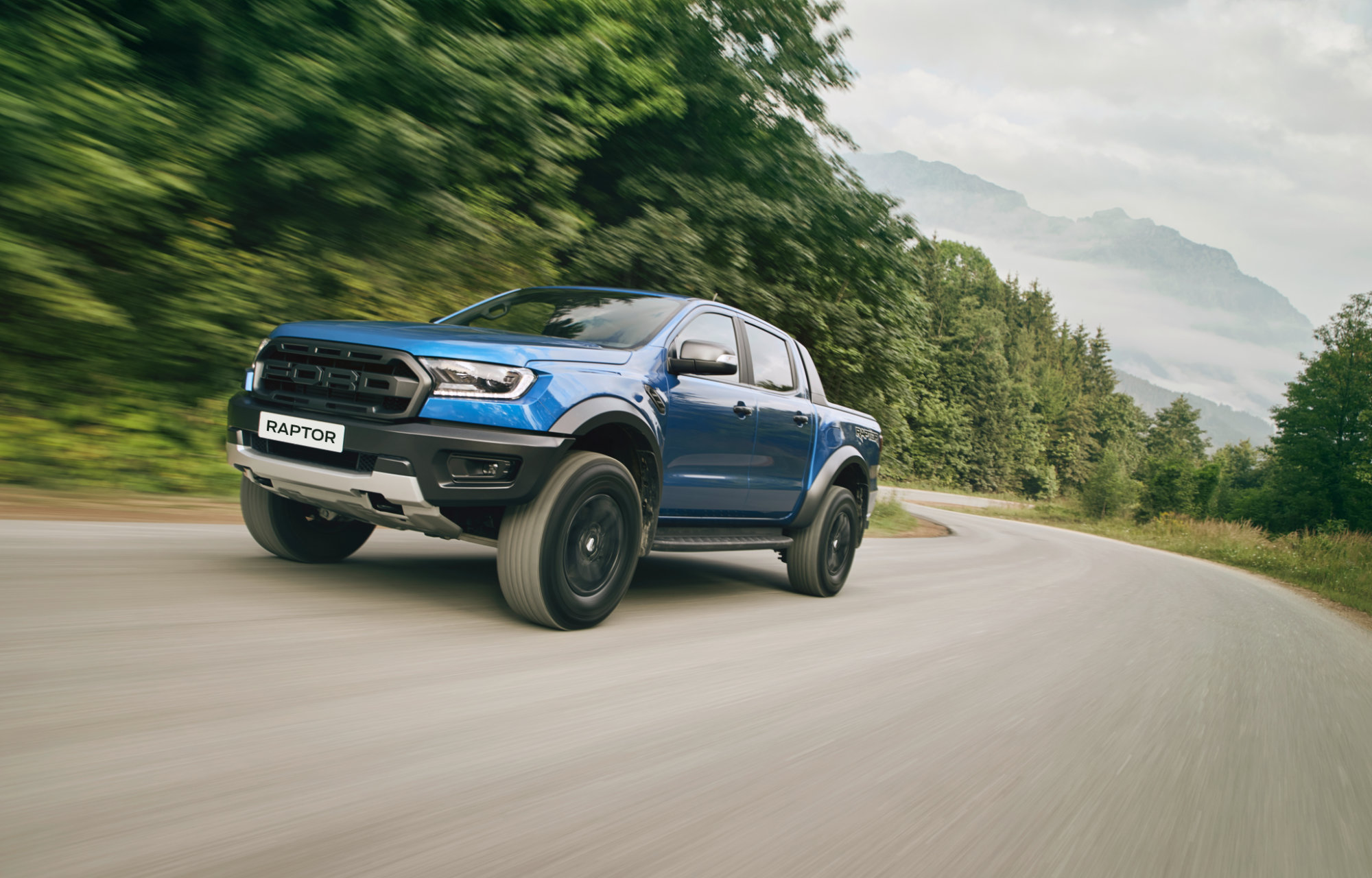 Ford Ranger Raptor- Designed to Conquer