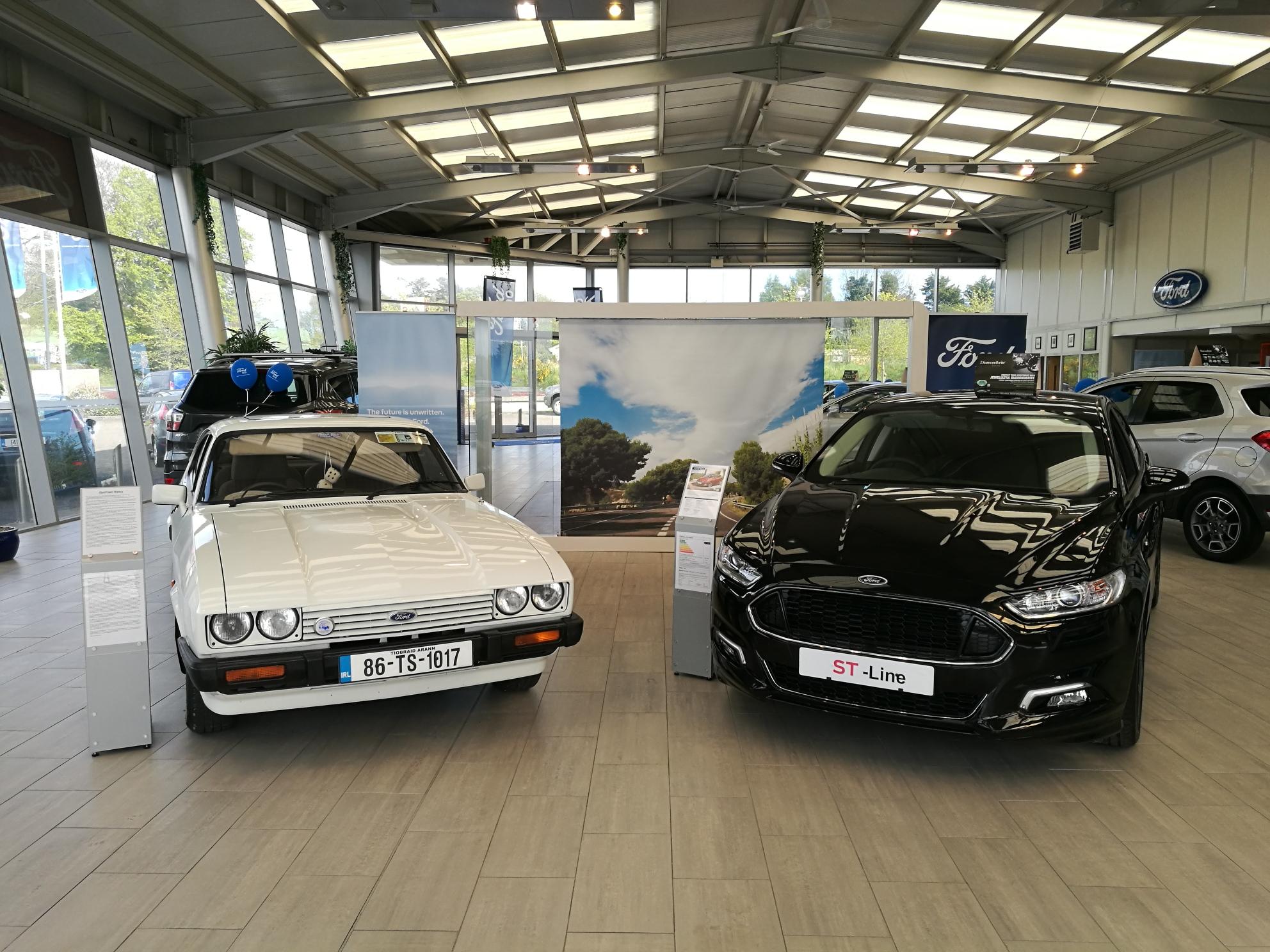 Ford Capri, Ford 100, Barlo Motors