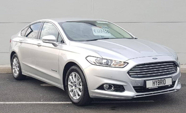 191 Hybrid Mondeo | 2.0L 187HP | Auto | High Spec at Porter Ford, Sligo