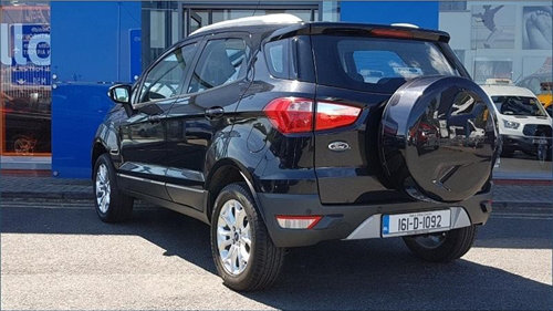 Used Vehicles 2016 Ford Ecosport, Spirit Ford