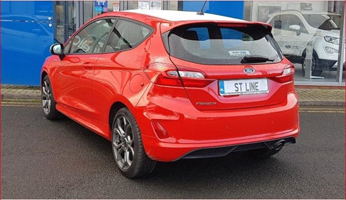 Used Vehicles 2019 Ford Fiesta, Spirit Ford