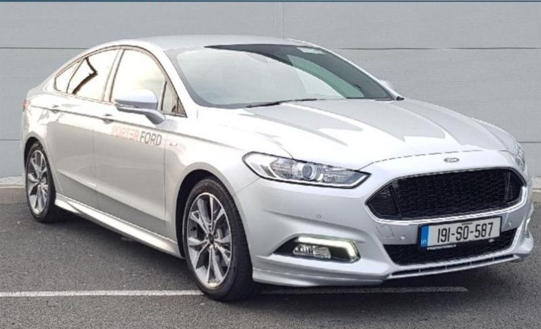 191 ST Line X Mondeo | 2.0L | Very high spec at Porter Ford, Sligo