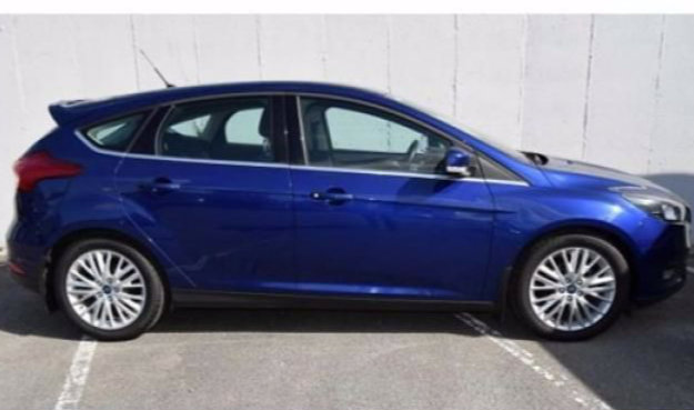 2016 Ford Focus Zetec at Killarney Autos