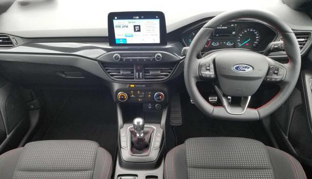2019 Ford Focus, Killarney Autos