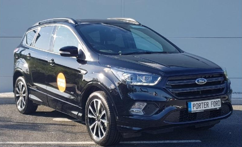 191 ST Line Kuga SUV | 2.0L | Auto | AWD | Panoramic roof at Porter Ford, Sligo