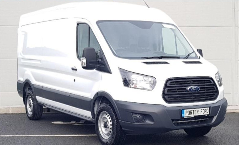 191 Transit 350L | 2.0L | RWD | Base model at Porter Ford, Sligo
