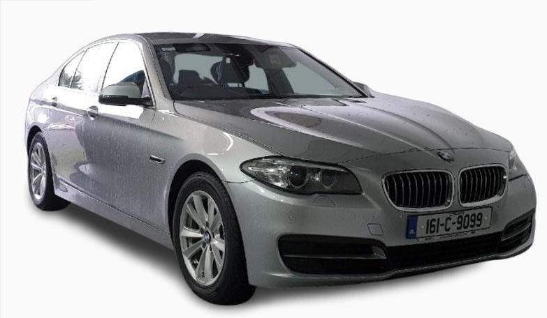 2016 BMW 5 Series, CAB Motors