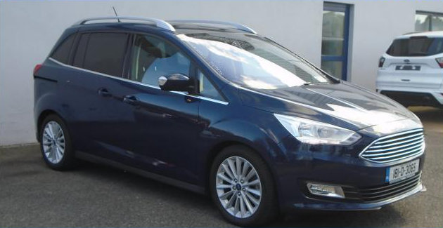 2018 Ford C-Max Titanium, Bandon Motors