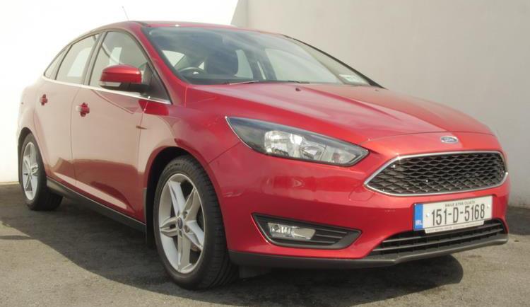 2015 Ford Focus ZETEC 1.6TDCI 95PS 4DR , Dooley Motors