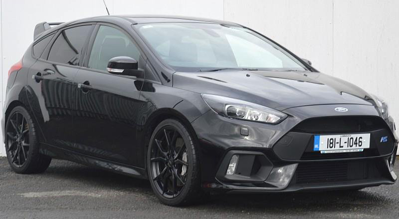 2015 Ford Focus RS, Lyons of Limerick