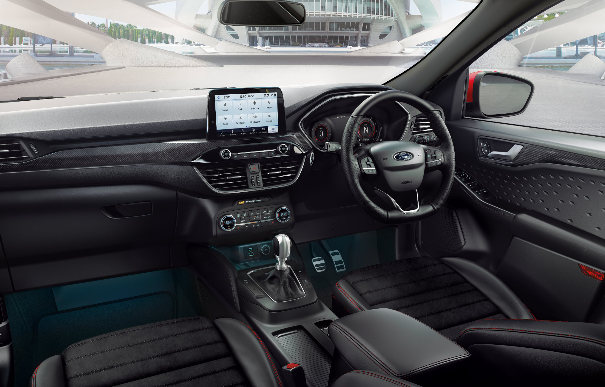 All-New Ford Kuga - Interior