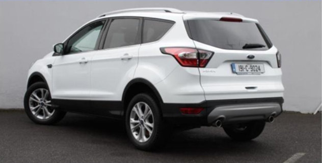 2019 Ford Ford Kuga, Bandon Motors