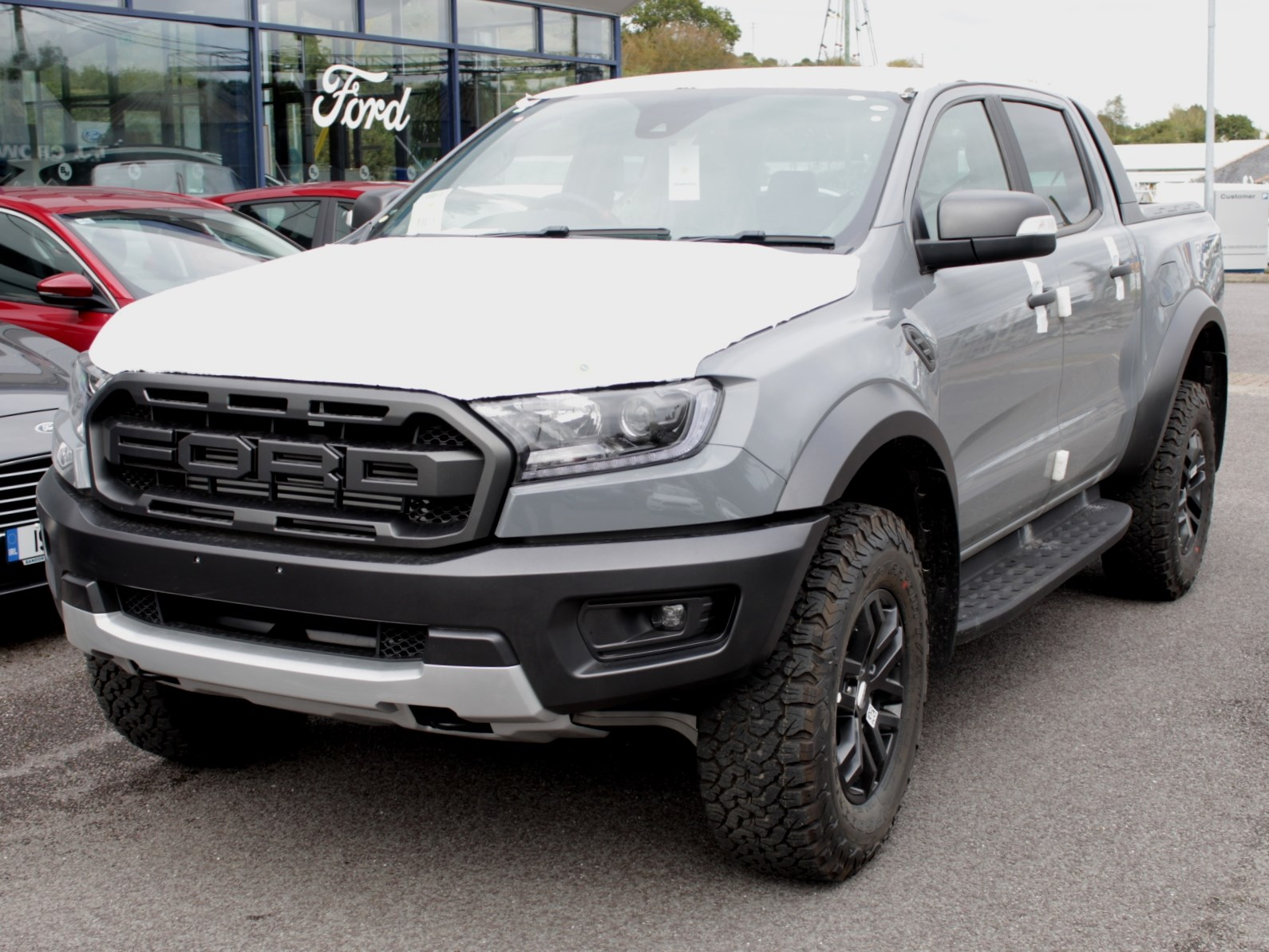 All-New Ford Ranger Raptor at Bandon Motors