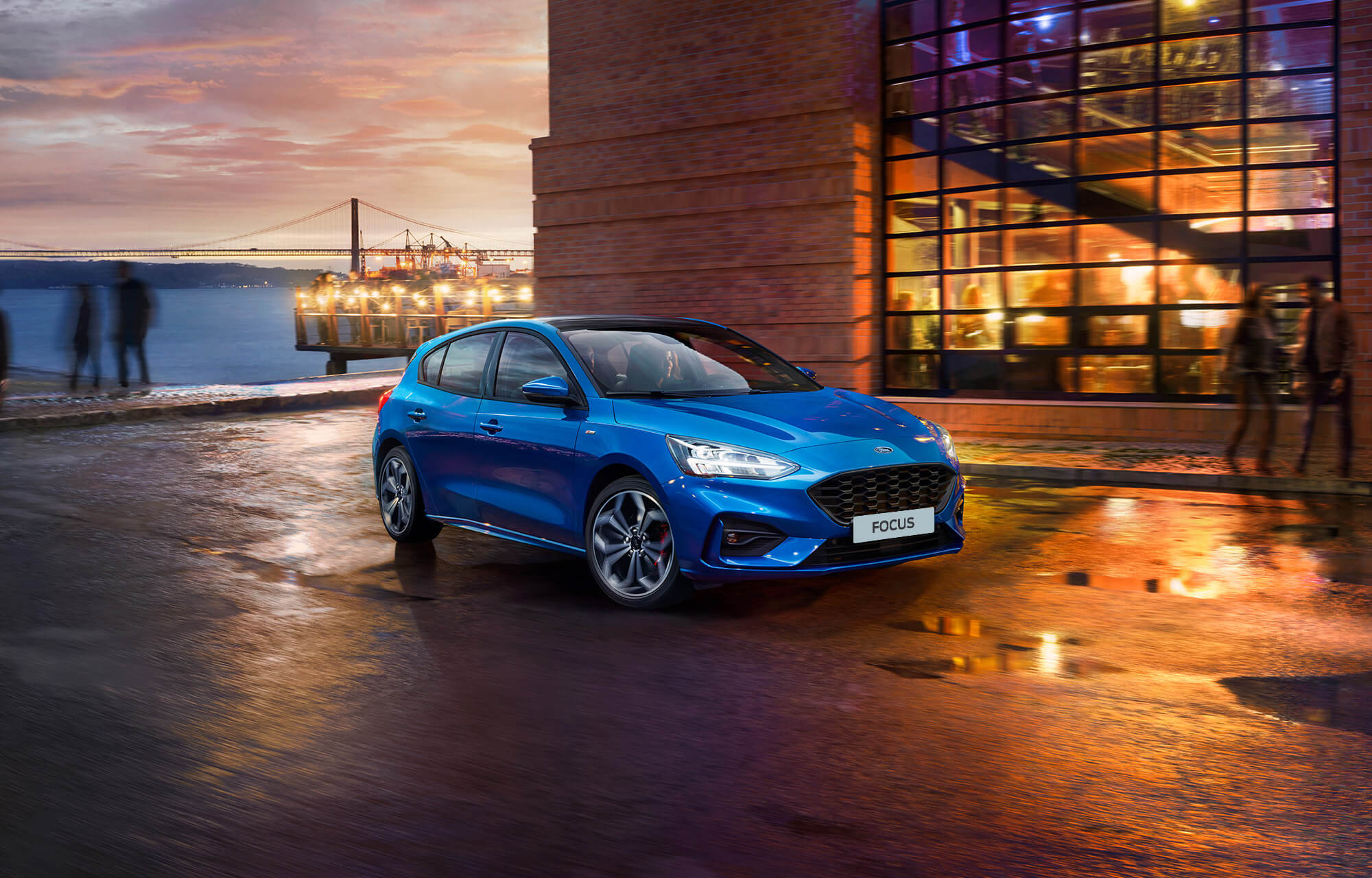 New Ford Focus at Spirit Ford