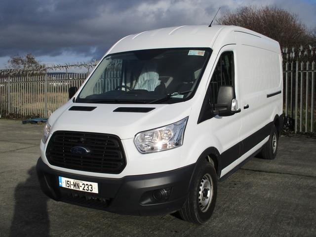 2015 Ford Transit 350 LWB 125PS FWD 1 OWNER