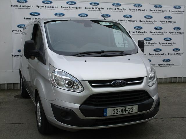 2013 Ford Transit Custom 290S LR L4 100PS
