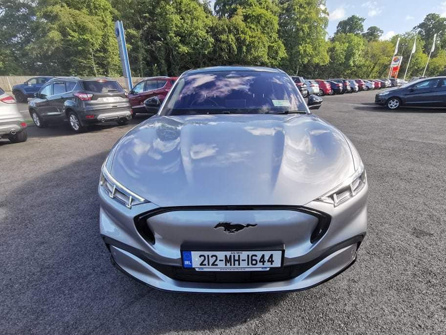Ford Mustang Mach-E has arrived at Navan Ford