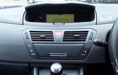 Interior ac view - silver 2013 (131) Citroen C4 Picasso 1.6 HDI Diesel - Save €1000 only at Slaney View Motors
