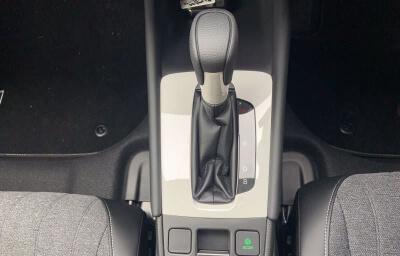 Interior Gear view - red 2021 (212) Honda Jazz 1.5 i-MMD Elegance - Save €1,995 only at Slaney View Motors