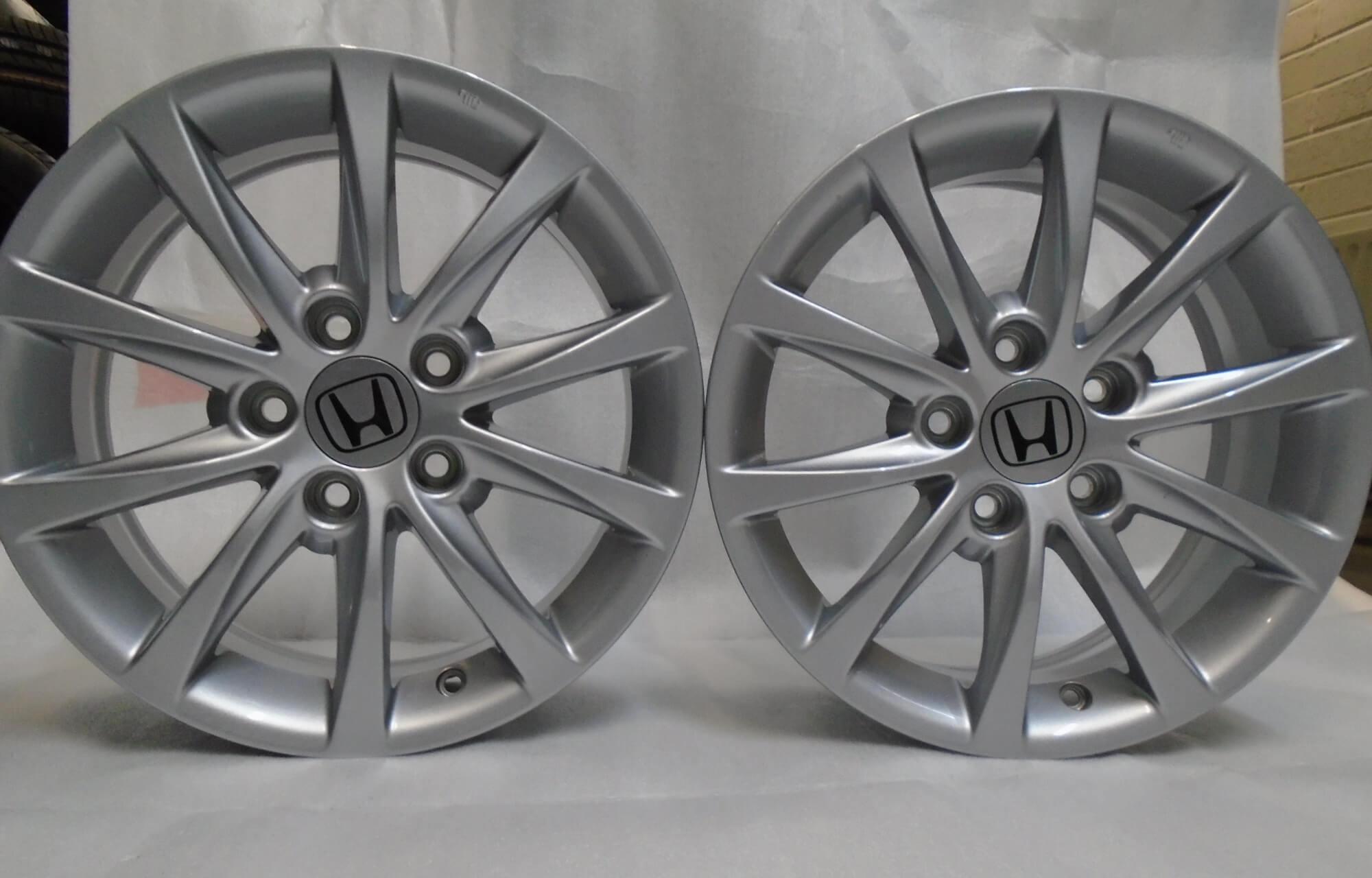 "Genuine 16"" Honda Alloys and Wheels"