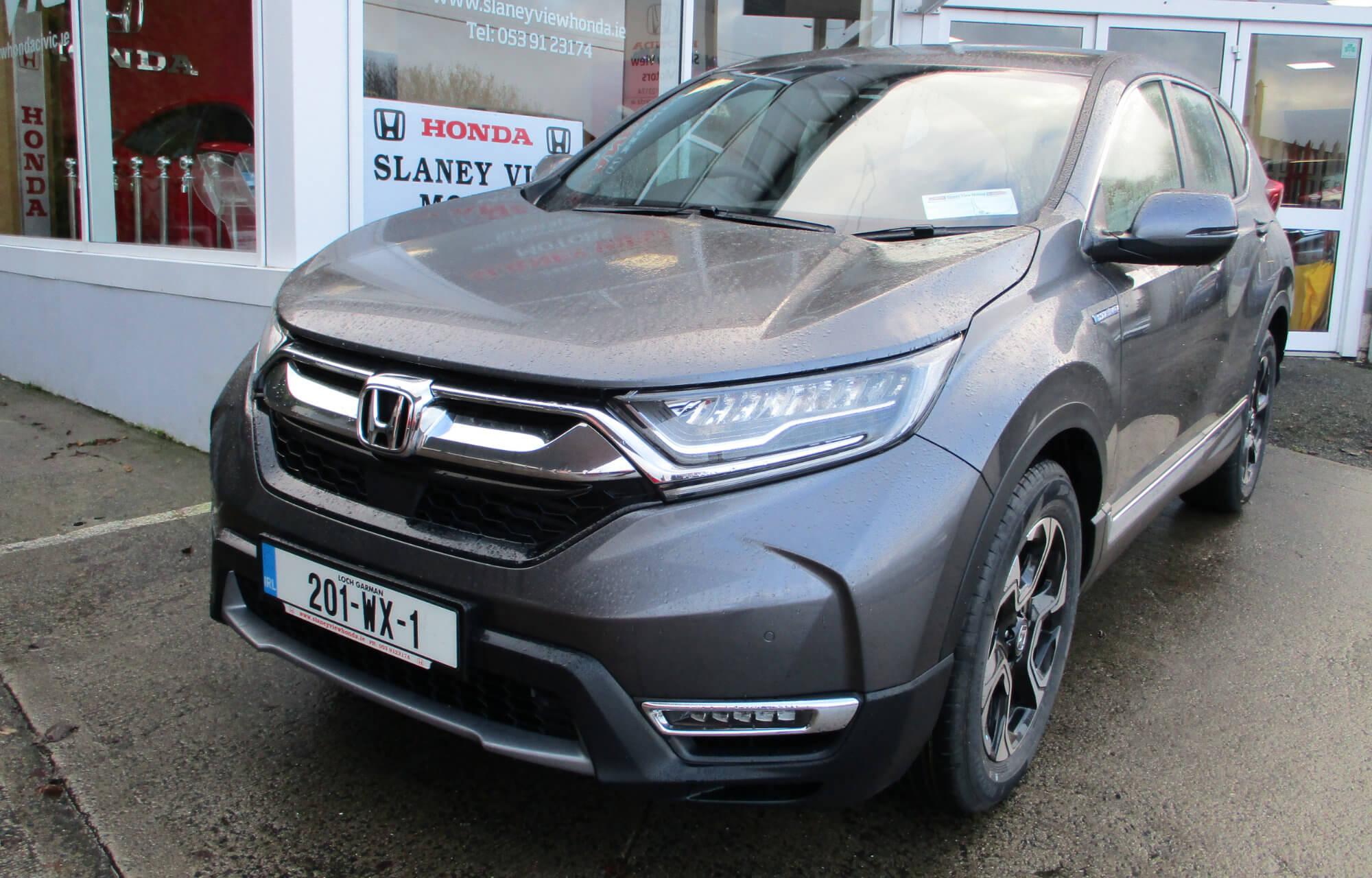 201 CR-V Hybrid at Slaney View Motors save €1,130