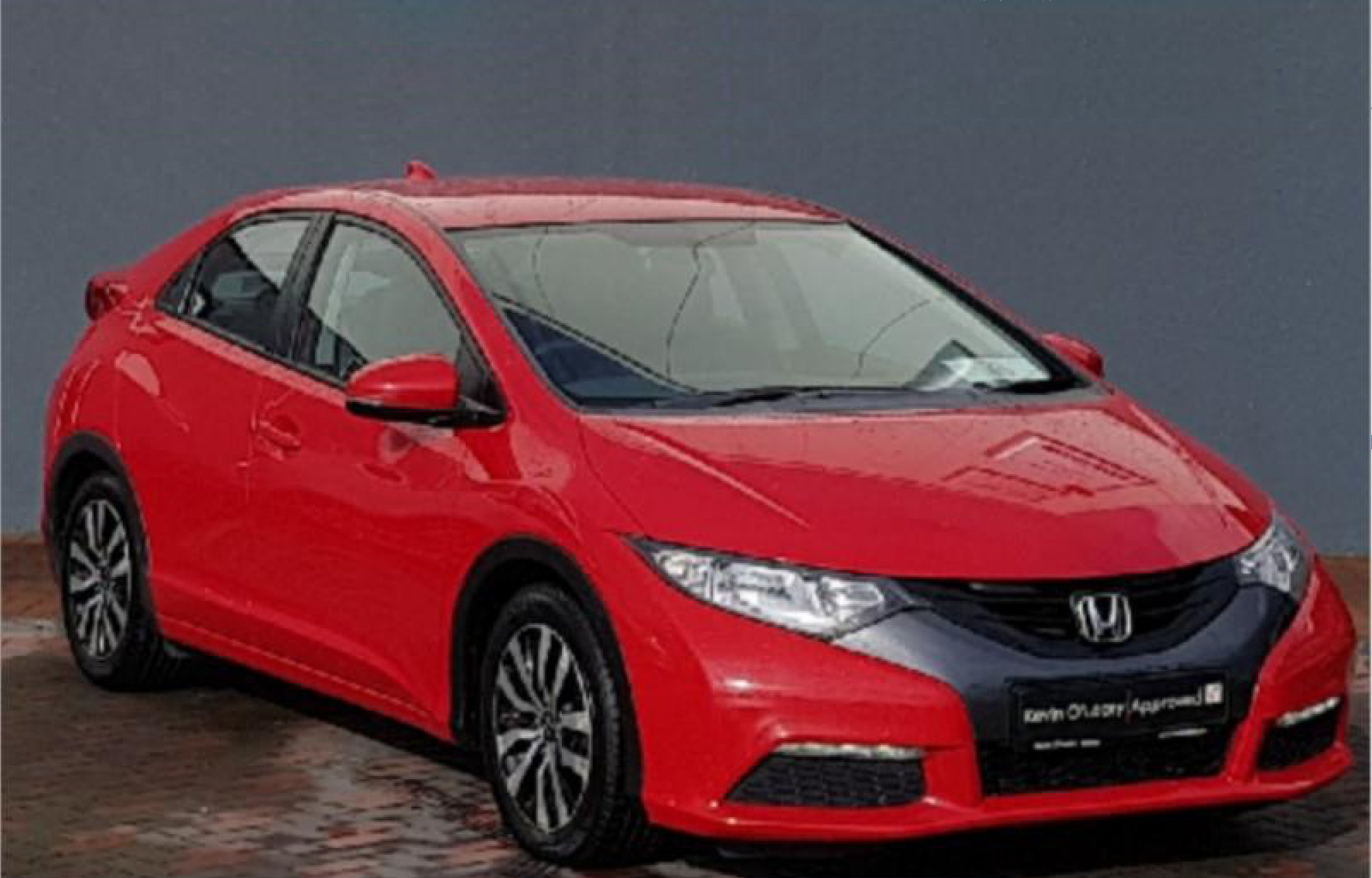Honda of the Week: 2016 Civic 1.6 i-DTEC Hatchback available at Kevin O'Leary Honda Cork