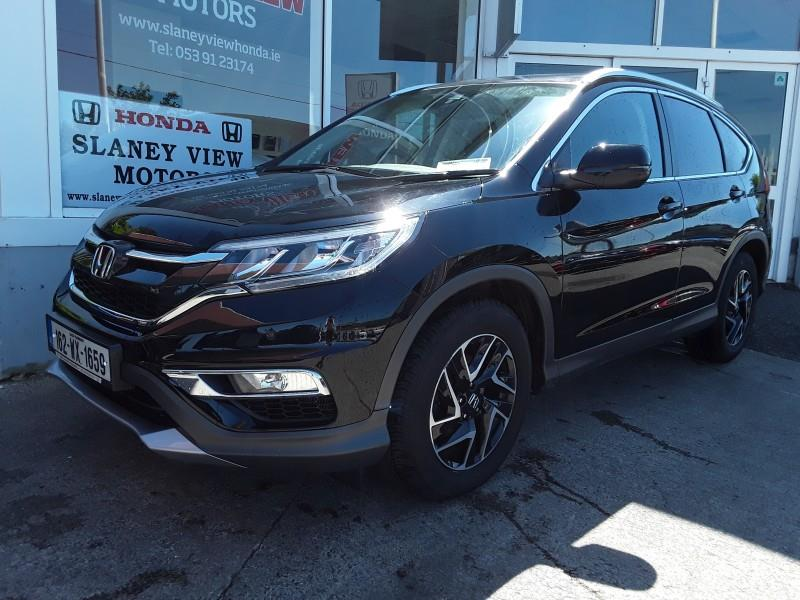 Honda Happiness Guarantee from Slaney View Motors Wexford on 2014-2018 used Honda's