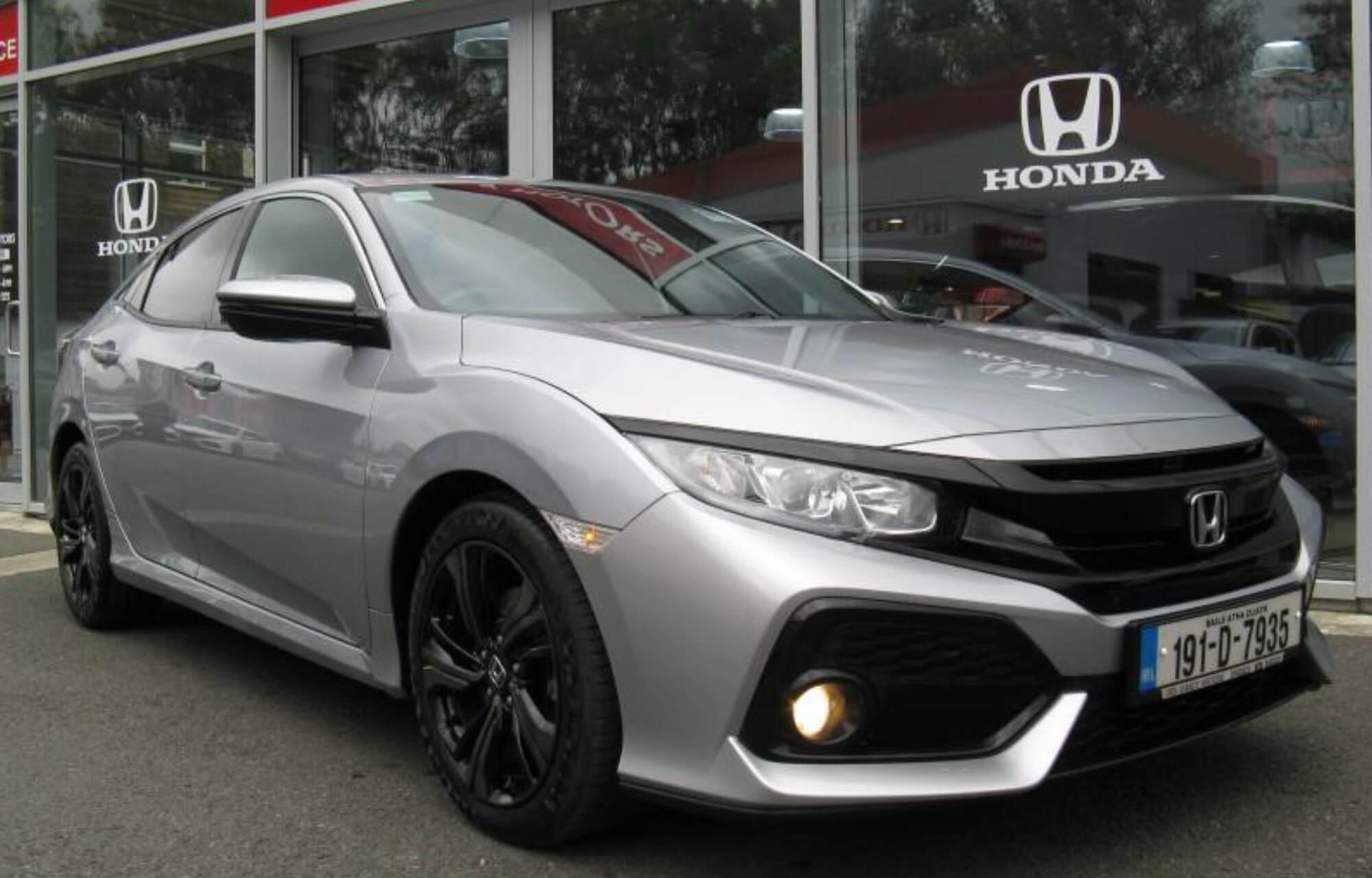 2019 Honda Ex-Demonstrator Models available at Des D'Arcy Motors