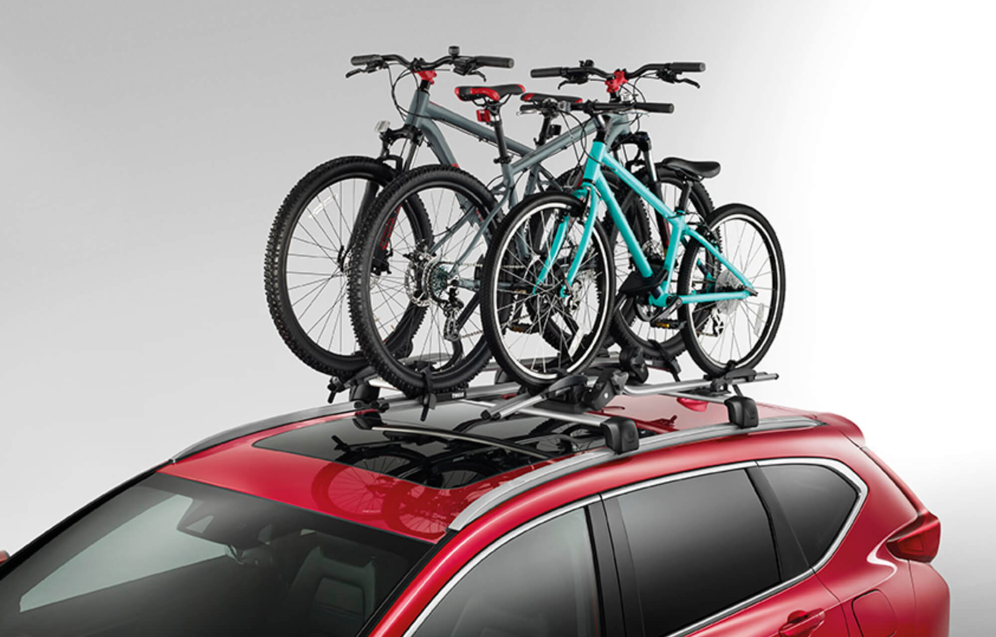 Thule Roof Bicycle Rack Expert 298