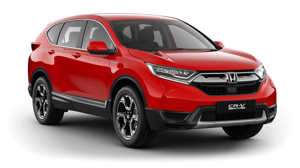 211 CR-V Hybrid 2WD from €640.94 Per Month at Hurley Bros Honda