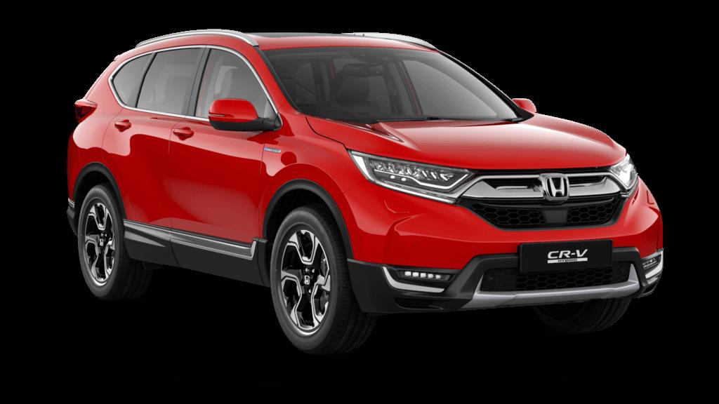 202 CR-V Hybrid 4WD from €640.94 Per Month at Johnson & Perrott Honda