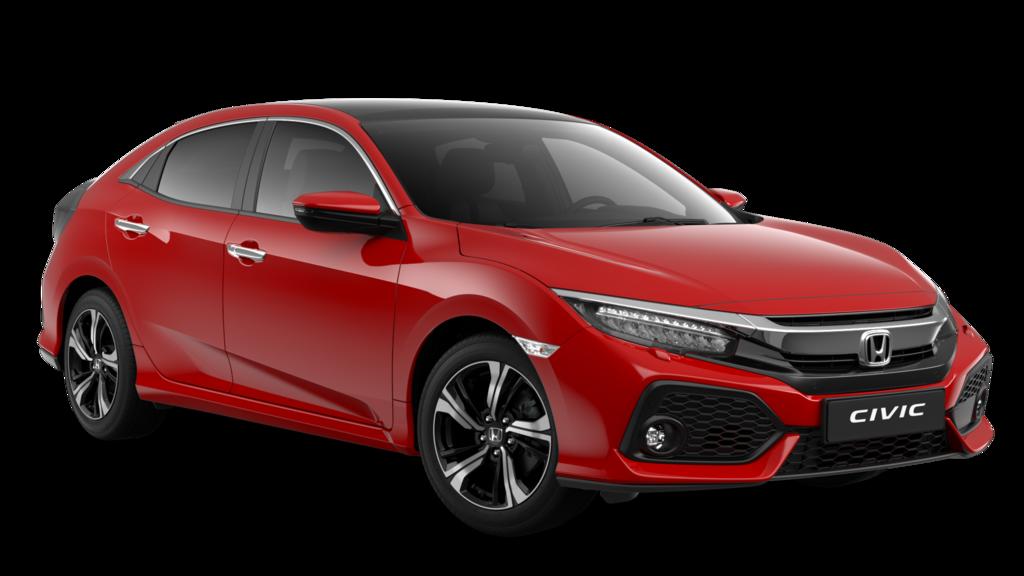 202 Civic Smart Plus from €312.08 Per Month at Hurley Bros Honda