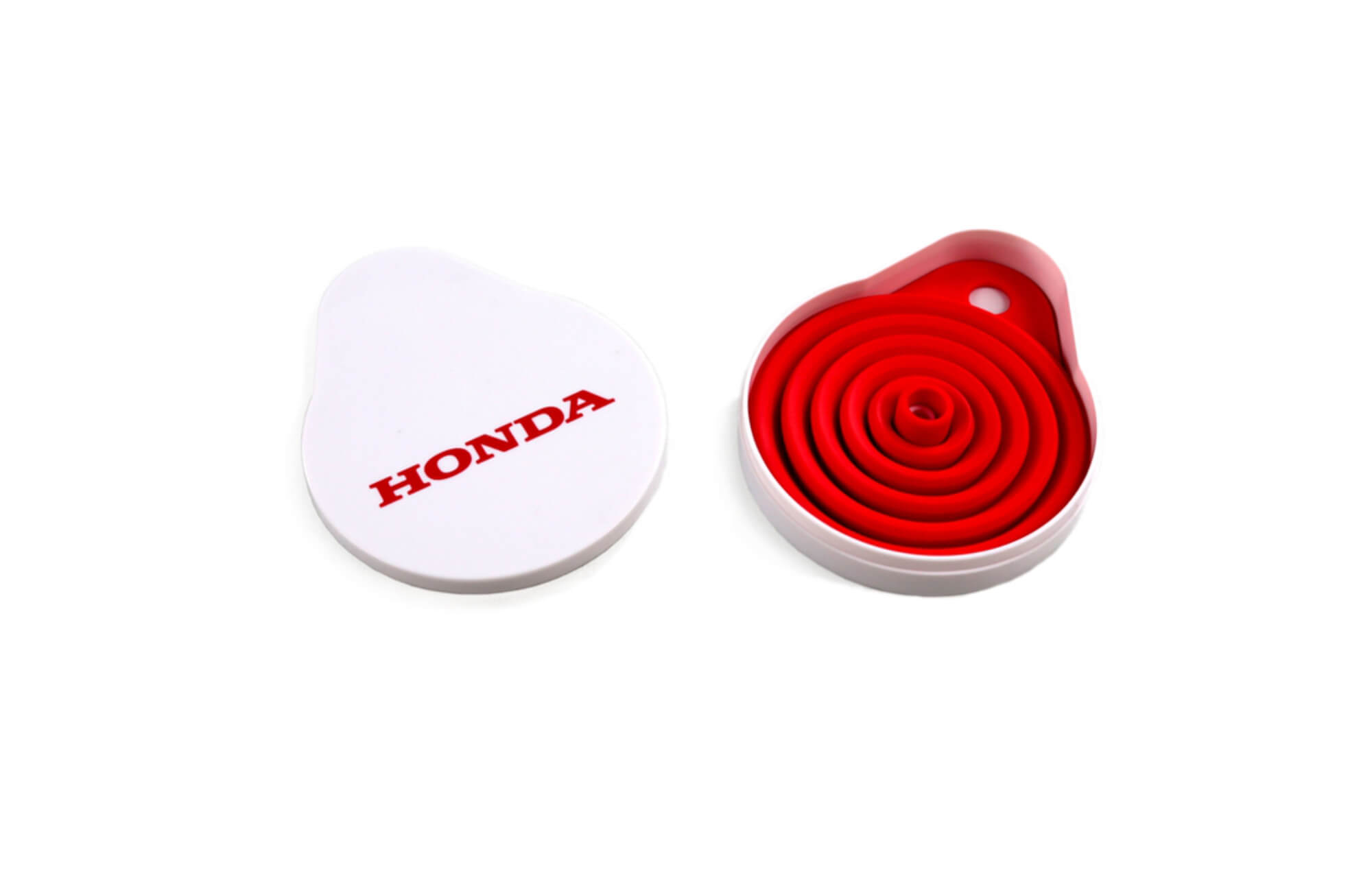 Free Honda Oil Funnel when you buy more than 4 litres of Honda Genuine engine oil