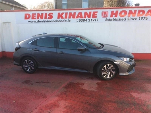 191 Honda Civic 1.0 i-VTEC Turbo Smart available at Denis Kinane Motors Thurles