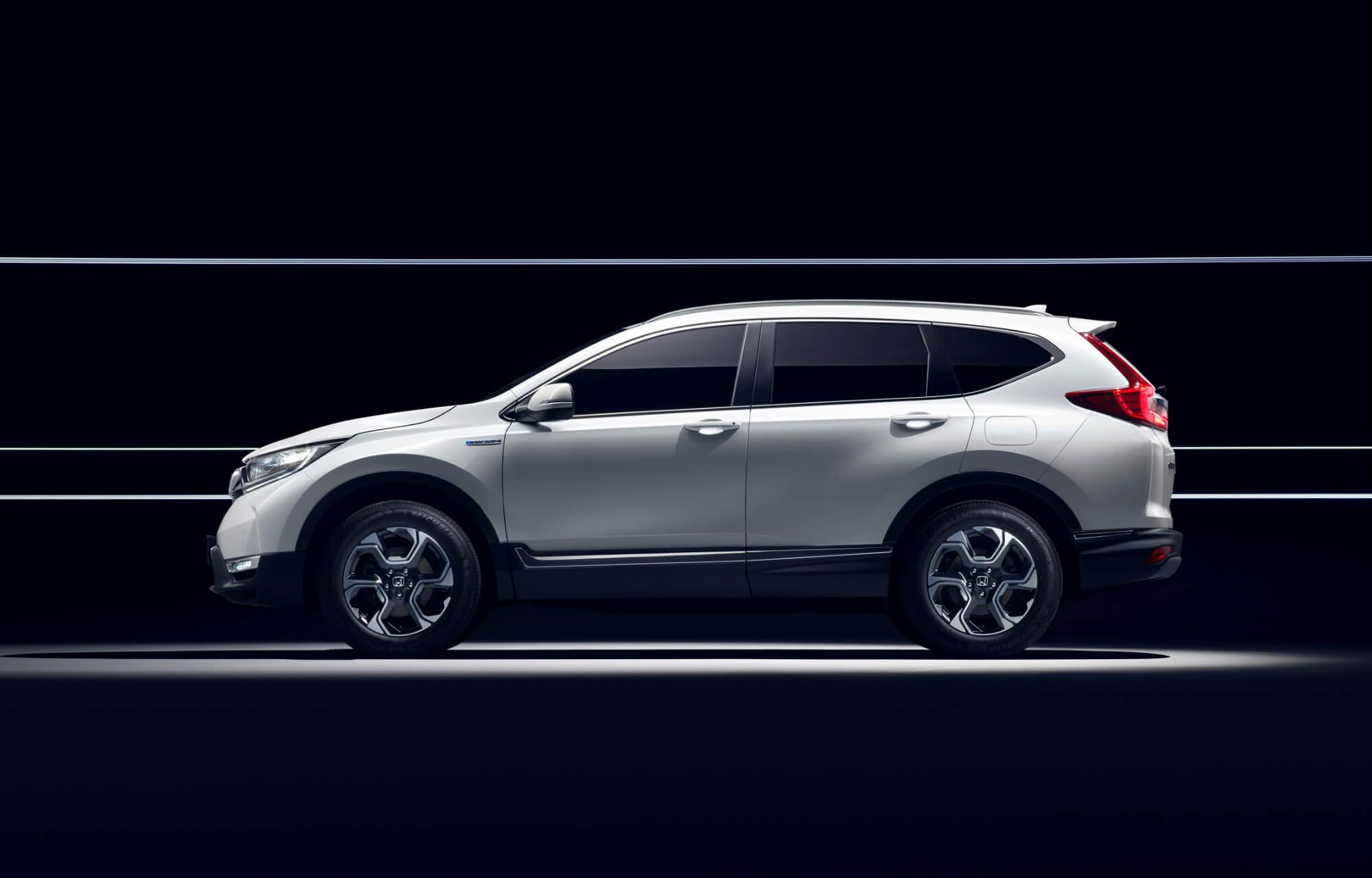 CR-V Hybrid available at Johnson & Perrott Honda